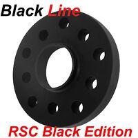 Spurverbreiterungen Black Line 40mm Achse LK5x130 Porsche Boxster, S 986