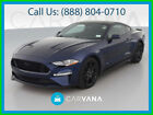 2018 Ford Mustang GT Coupe 2D Tilt & Telescoping Wheel AdvanceTrac Dual Air Bags Perimeter Alarm System Power