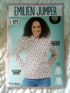 Sewing patterns - Emilien Jumper