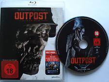 OUTPOST - BLACK SUN   [ Blu-ray ]     ~~~  SIE SIND ZURÜCK AUS DER HÖLLE