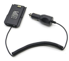 Car Charger Battery Eliminator for TYT MD380 RT3 Two-way Radio Walkie Talkie