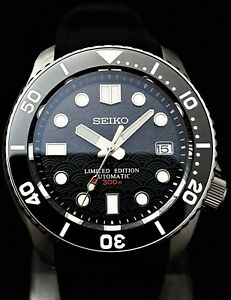SKX007 Divers Watch - Seiko SII NH36 Automatic Movement EXHIBITION BACK STO MOD