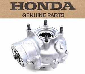 New Genuine Honda Final Drive Gear 07-13 TRX420 Rancher Rear Differential #L125