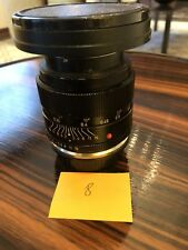 Leica SUMMICRON-R 50mm f/2 Lens  & BOWER 48-52 STEP UP ADAPTER RING
