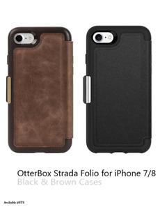 Otterbox Strada Folio Case for iPhone SE (2nd Gen) / 8 / 7
