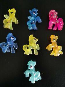 My Little Pony Blind Bag 7 Figures