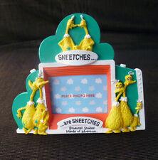 Dr Seuss ~ Sneetches Resin Photo Frame ~ Uioa Universal Studios ~ 3�w x 2 1/4�h