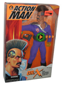 Action Man Dr. X (1995) Hasbro 12-Inch action Figure
