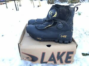 Lake MXZ302 Winter Mountain Bike MTB Boot UK 7 EU40