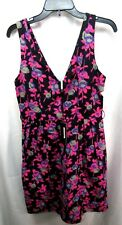 Women's Plenty by Tracy Reese Floral Fit & Flare Dress Multi Size 10