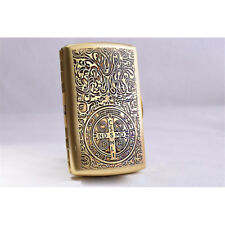 Vintage Cigarette Case Brass Copper Cigarette Holder Constantine The Hellblazer