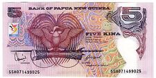 **   PAPOUASIE - Nlle GUINEE     5  kina   2007   p-34    UNC   **