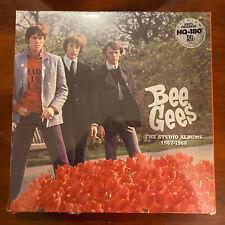 BEE GEES Studio Albums 1967-1968 6LP Box Set (2007j SEALED!!! Reprise/Rhino OOP