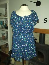 woman`s dress by be beau  size 16 in gc