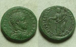 Severus Alexander Rare genuine Ancient Roman Coin Markianopolis Bithynia Equity