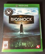 BioShock The Collection [ Bioshock 1 + 2 + Infinite ]  (XBOX ONE) NEW