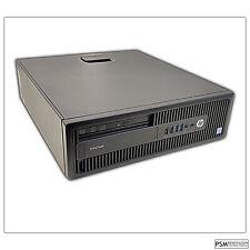 PC HP ELITEDESK 800 G1 SFF INTEL CORE I5-4590 3.30GHZ 8 GB 500GB W10 PRO P1262