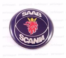 Saab 9-3, 900, 9000 Scania Front Hood Emblem Sign Logo Badge Brand New