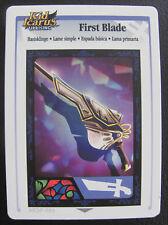 KID ICARUS UPRISING - FIRST BLADE - AKDP-080 GAME CARD