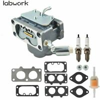 Carburetor for Briggs & Stratton 792295 4 44P700 44P777 Manual Choke Carb