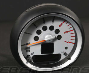 9136243 Mini F56 Cooper D S One Display Panel Display Rev Counter Tachometer