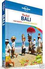 NEW LONELY PLANET BALI POCKET TRAVEL GUIDE BOOK MAPS IMAGES ADVICE PERSONAL TRIP