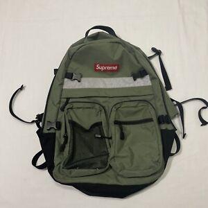 Supreme Cordura Backpack **BROKEN ZIPPER** Clean