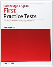 First Certificate in English Practice Test Without Key Exam