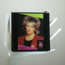 Rod Stewart Limited Edition Collector Card Music Drink Coaster