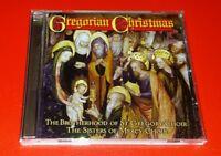 GREGORIAN CHRISTMAS - ST. GEOGORY CHOIR & SISTERS OF MERCY CHOIR - CHRISTMAS CD.