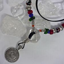 Unisex ausdrucksstarke Modeschmuck-Halsketten & -Anhänger aus Perlen