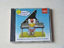J'APPRENDS LE PIANO  -  30 MORCEAUX POUR PIANISTE EN HERBE