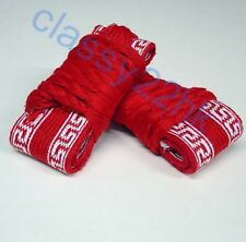 FREE SHIPPING - 1 PCE OF 86 INCHES LONG LION DANCE N KUNG FU BELT RED COLOR