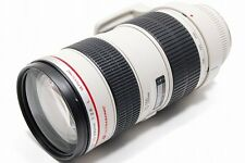 Canon EF 70-200mm f/2.8 L USM for EF Mount Camera Lens from Japan [EX+++]