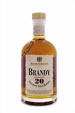 Brandy Invecchiata 20 Jahre Holzfaßgelagert Monte Sabotino Italien 40 % Vol 700