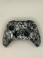 Custom Xbox One Controller Hydro Dipped Zombie Pattern