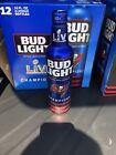 Tampa Bay Buccaneers SUPER BOWL CHAMPIONS Bud Light Beer Bottle