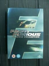 Fast & Furious 7-Movie Collection (DVD Box Set 2016)