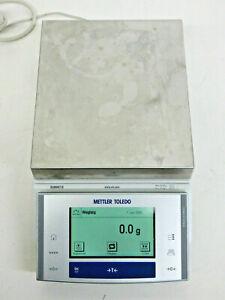 Mettler Toledo XS8001S Precision Balance, 8100g x 0.1g
