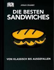 Die besten Sandwiches von Jonas Cramby (2015, Gebundene Ausgabe)
