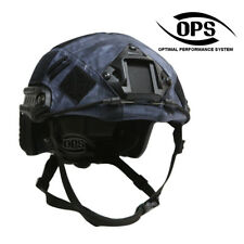 OPS/UR-TACTICAL HELMET COVER FOR OPS-CORE FAST HELMET IN A-TACS LE-X, L/XL