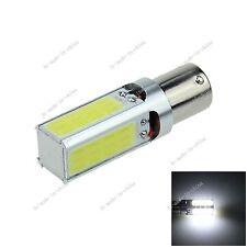 1X White 1157 BAY15D 4 COB 20W LED Brake Turn Signal Rear Light Bulb Lamp E047