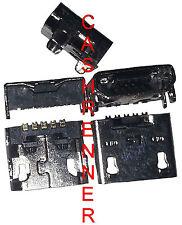 Ladebuchse Konnektor Charging Connector LG Optimus L3 E400 E405 / II E430 E435