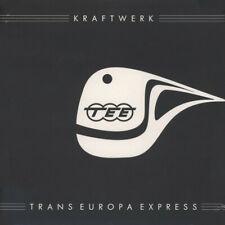 Kraftwerk - Trans Europa Express Remastered  (Vinyl LP - 1977 - EU - Reissue)