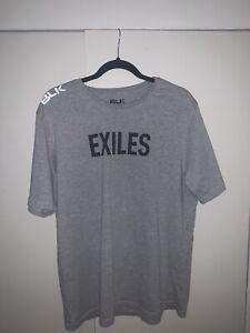 London Irish Cotton T-shirt, Men's XL