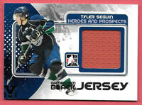 2015-16 Tyler Seguin ITG Final Vault 2010-11 Heroes and Prospects Jersey 1/1