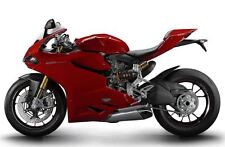 DUCATI 1199 PANIGALE & ABS WORKSHOP SERVICE REPAIR MANUAL ON CD 2012 - 2014