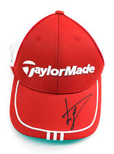 Luke DONALD SIGNED Autograph CAP AFTAL COA BMW PGA Tour Champion GOLF TAYLORMADE