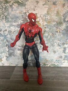 """18"""" Toybiz AMAZING SPIDER-MAN FIGURE - 67 Points of Articulation Spiderman 2 (1)"""