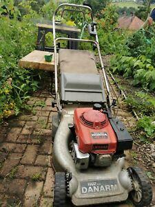 Honda Kaaz petrol Lawn Mower self propelled